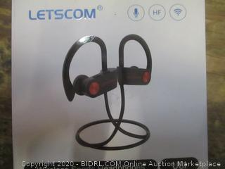 Letscom Wireless Sports Headphones