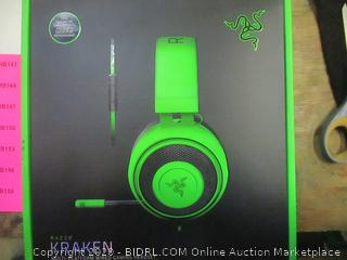 Rzer Kraken Multi Platform Wired Gaming Headset