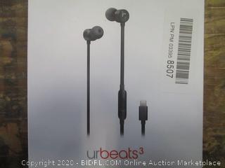 urbeatx3 Wired earphones