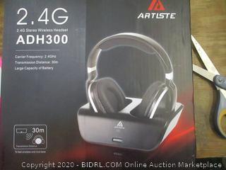 Artiste Stereo Wireless Headset