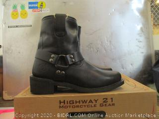 Highway 21 Motorcycle Gear Boots