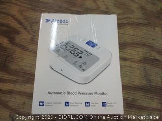Alcedo Automativ Blood Pressure Monitor