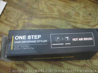 One Step Hot Air Brush
