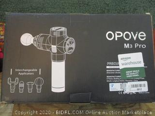 Opove M3 Pro Vibration Massage Gun
