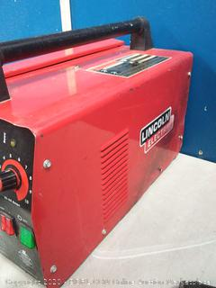 Lincoln Electric LE31MP MIG Welder with Multi Processes - Transformer, MIG, Flux-Cored, Arc and TIG, 120V, 80-140 Amp Output, Model Number K3461-1 (powers on) online $799 (previously used, please preview)