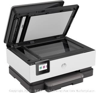 HP OfficeJet Pro 8025 Wireless All-In-One Color Inkjet Printer (powers on) (Online $170)