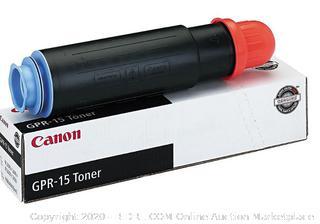 Canon GRP-15 Toner (online $50)
