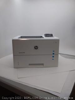 HP LaserJet Pro M501 (online $550) (powers on)