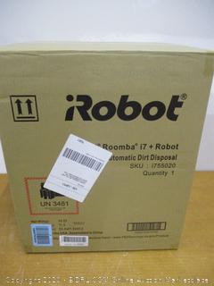 iRobot Roomba i7+ (7550) Robot Vacuum with Automatic Dirt Disposal-Empties Itself (Retail $1000)