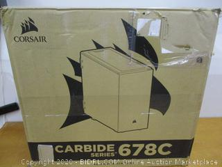 Corsair Carbide Series 678C Low Noise Tempered Glass ATX Case (Retail $200)