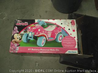 Minnie 6V Battery-Powered Ride-On