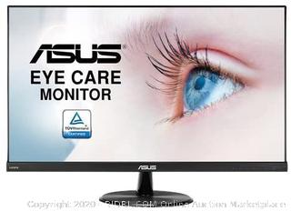 """Asus VP249H 23.8"""" LED LCD Monitor (screen cracked)"""