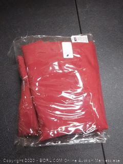 7.5 ft canopy red