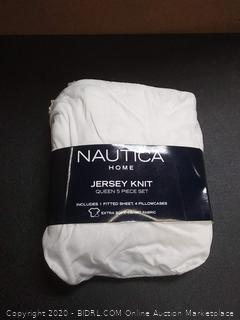 Nautica home Jersey next Queen 5 piece set