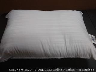 standard queen 20 inch x 28 in medium support pillow