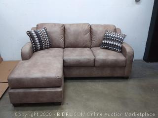 Ashley Furniture DLX alturo sofa Chaise(Retails $1600)