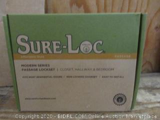 Sure-Loc Passage Lockset