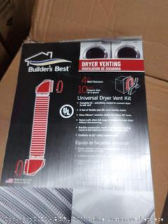Bulk Items - Builders best dryer venting x 6 of them!