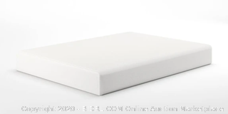 Zinus Green Tea 12-inch Memory Foam Mattress, California King (Online $292)