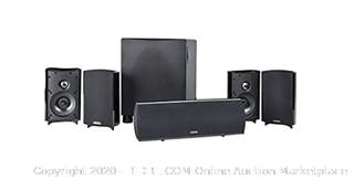 Definitive Technology procinema 800 .6 home theater speaker system (Factory sealed box) (Online $900)