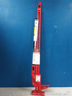 "Hi-Lift Jack Hl485 48"" Hi-Lift Red All Cast Jack"