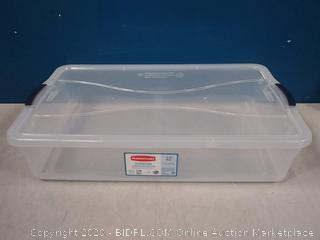 Rubbermaid Cleverstone Storage Box