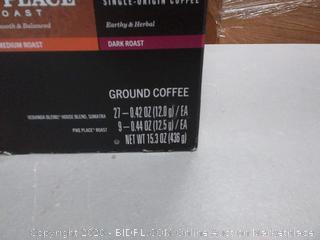 Keurig Starbucks variety pack 36 K Cups