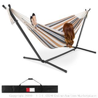 MEDA 50037 Hammock, Desert Stripe (Online $150)