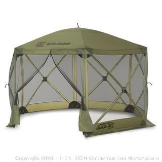 quick set Escape screen shelter (Online $370)