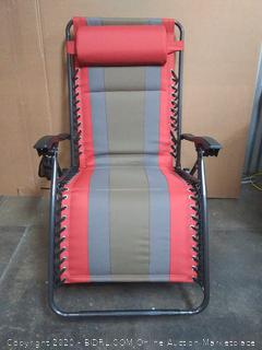 AmazonBasics Outdoor Padded Zero Gravity Lounge Beach Chair(Retails $109)