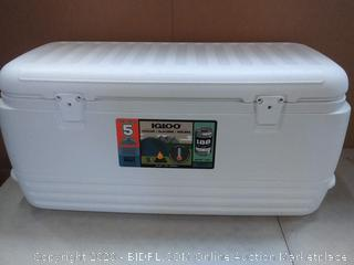 IGLOO 44577 Chest Cooler,Container Storage,120 qt