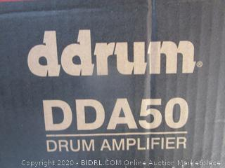 Drum Amplifier