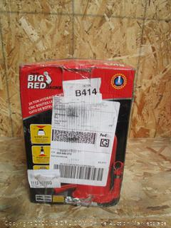 Torin Big Red 20 Ton Hydraulic Welded Bottle Jack