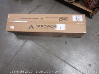 "Yard Force 18"" Cordless Line Trimmer"