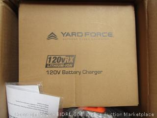 """Yard Force 18"""" Cordless Line Trimmer"""