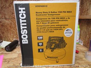 Bostitch Heavy Duty 6 Gallon Contractor Compressor