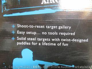 Crazy 8s Airgun Target