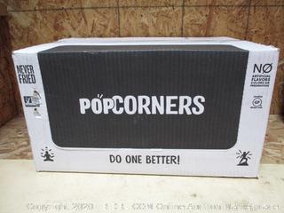 Popcorners Flex Protein Crisps Barbecue