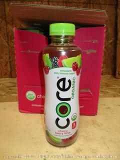 Core Organic Cherry Berry Lime