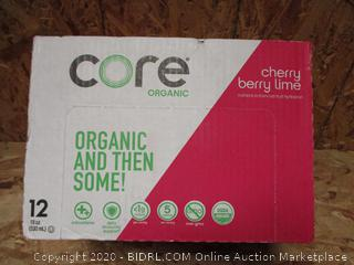 Core Organic Cherry Berry Lime