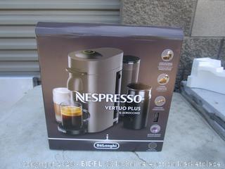 Nespresso Vertuo Plus & Aeroccino