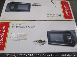 Sunbeam Microwave Oven