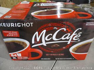 Keurig Hot Mc Cafe K-cup Pods