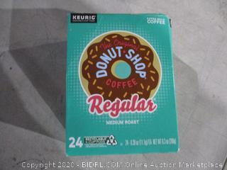 Keurig Donut Shop Regular Coffee