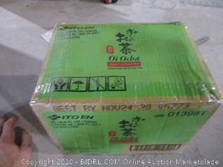 Oi Ocha Unsweetened Green Tea