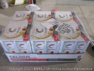 Celsius Sparkling Fuji Apple Pear