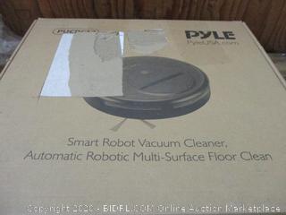 Pyle Smart Robot Vacuum Cleaner