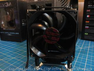 EVGA ACX Active Cooling Xtreme miTX CPU Cooler