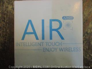 Air Intelligent Touch  Wireless Stereo Headphones