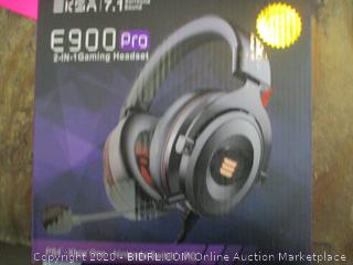 2-in-1 Gaming Headset